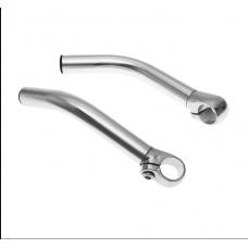 Рога HC-PJ-097B, длинные, алюминиевые
