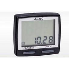 """Спидометр электронный AS-200, 13 функций, цвет черный, """"Assize"""", Тайвань."""